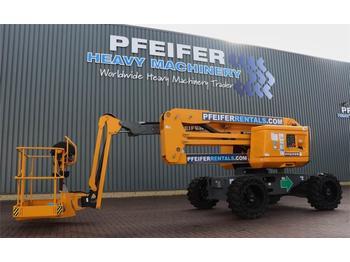 Knikarmhoogwerker Haulotte HA16RTJPRO Valid inspection, *Guarantee! Diesel, 4