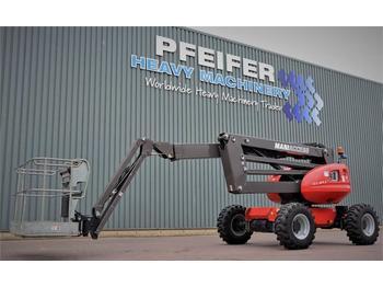 Knikarmhoogwerker Manitou 180ATJ2 E3 Diesel, 4x4x4 Drive, 18.2m Working Heig