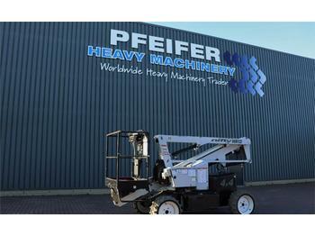 Knikarmhoogwerker Niftylift HR12DE 4WD Bi Energy, 4x4 Drive, 12.2 m Working He