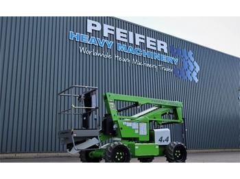 Knikarmhoogwerker Niftylift HR12DE 4WD MK1B Bi-Energy, 4x4, 12.2m Working Heig