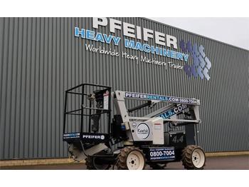 Knikarmhoogwerker Niftylift HR12DE 4WD Valid inspection, *Guarantee! Bi-Energy