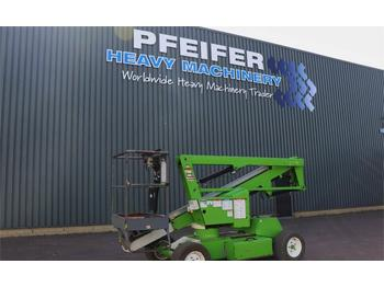 Knikarmhoogwerker Niftylift HR12NDE Bi-Energy, 12.2m Working Height, 6.10m Rea