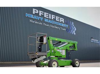 Knikarmhoogwerker Niftylift HR12NE MK1B Electric, 12.2m Working Height, Non ma