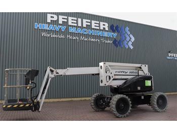 Knikarmhoogwerker Niftylift HR15D 4x4 Diesel, 4x4 Drive, 15.7m Working Height,