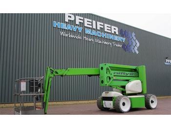 Knikarmhoogwerker Niftylift HR15NDE Hybrid, 15.6m Working Height, Non Marking
