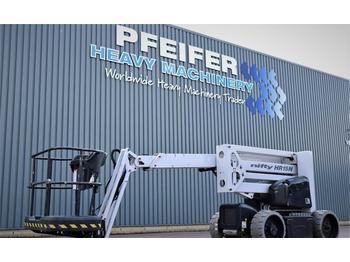 Knikarmhoogwerker Niftylift HR15N HYBRID MK3 Bi-Energy, 15.5m Working Height,