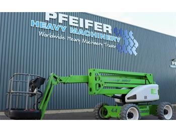 Knikarmhoogwerker Niftylift HR17 HYBRID 4WD Hybrid, 4x4 Drive, 17m Working Hei
