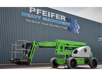 Knikarmhoogwerker Niftylift HR21 HYBRID 4X4 Bi Energy, 4x4 Drive, 20.8 m Worki
