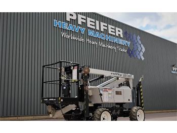 Knikarmhoogwerker Niftylift SD120DE Bi Energie, 4x4 Drive, 12.65m Working Heig