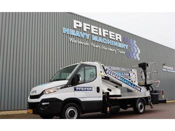 Knikarmhoogwerker OIL&STEEL 2010H Plus Valid inspection, *Guarantee!