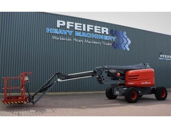 Knikarmhoogwerker SkyJack SJ63AJ Diesel, 4x4 Drive, 21.4m Working Height, 12