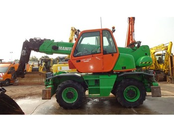 Lader Manitou MRT 1742 TURBO----BJ 2009----