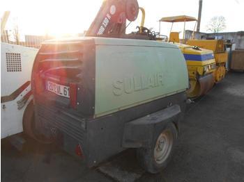 Luchtcompressor Sullair 115