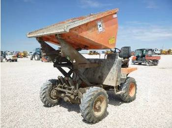 AUSA 300RMA 4x4 High Tip Swivel - minidumper