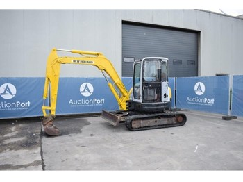 New Holland E50.2 SR - minigraafmachine