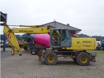 Mobiele graafmachine New Holland MH6.6