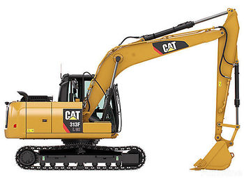 CATERPILLAR 313F LGC - rupsgraafmachine