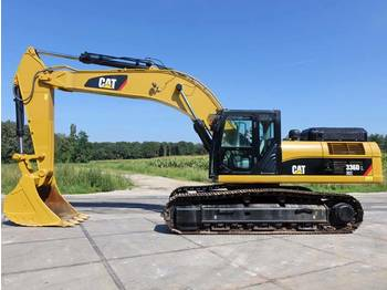 CAT 336DL (INCL. HAMMER FUNCTION)  - rupsgraafmachine
