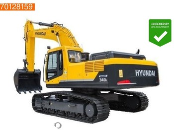 Hyundai R340 L NEW UNUSED - Coming end July - rupsgraafmachine