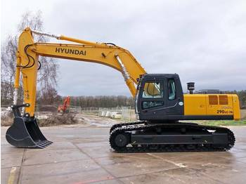 Hyundai Robex 290 New unused Coming soon  - rupsgraafmachine