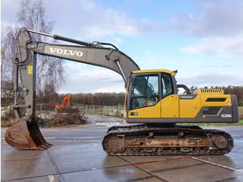 Volvo EC220DL Coming soon  - rupsgraafmachine