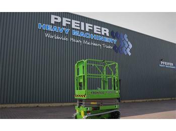 Schaarlift FRONTEQ FS0507T New, CE Declaration, 6.7m Working