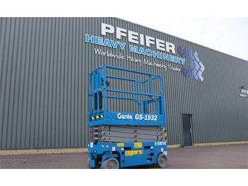 Schaarlift Genie GS1932 New And Available Directly From Stock, E-dr