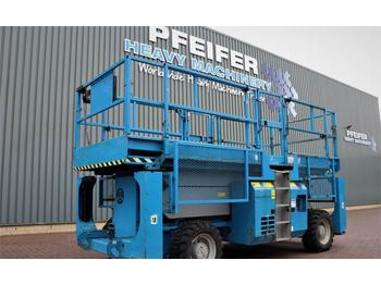 Schaarlift Genie GS3384RT Diesel, 4x4 Drive, 12m Working Height, 11