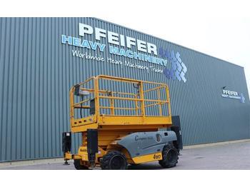 Schaarlift Haulotte COMPACT 10DX Diesel, 4x4 Drive, 10.2m Working Heig