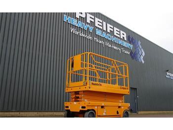 Schaarlift Haulotte COMPACT 10 Electric 10.15 m Scissor Lift, Non Mark