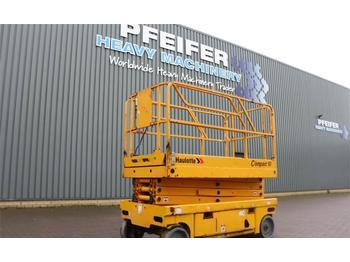 Schaarlift Haulotte COMPACT 10 Electric, 10.2m Working Height, Non Mar