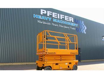 Schaarlift Haulotte COMPACT 10 Electric, 10m Working Height, Non Marki