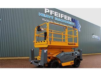 Schaarlift Haulotte COMPACT 12DX Valid inspection, *Guarantee! Diesel,