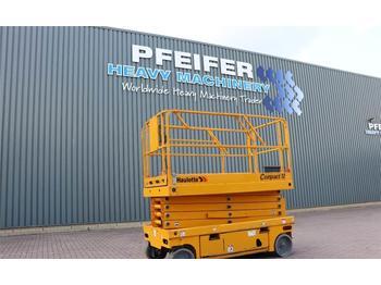 Schaarlift Haulotte COMPACT 12 Electric, 12m Working Height, 300 kg Ca