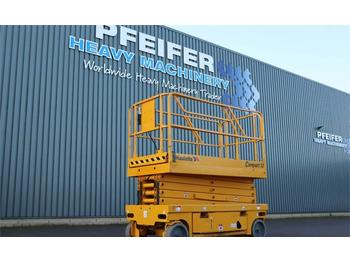 Schaarlift Haulotte COMPACT 12 Electric, 12m Working Height, Non Marki