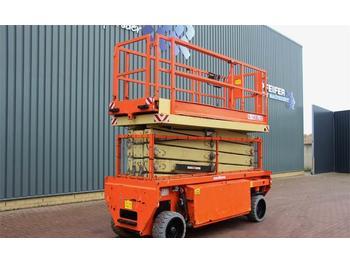 Schaarlift Holland Lift COMBISTAR N-140EL12 Valid inspection, *Guarantee!