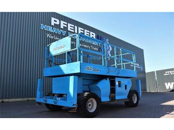 Schaarlift JLG 3394RT Diesel, 4x4 Drive, 905kg Capacity, 12m Work