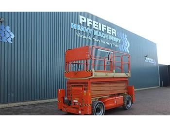 Schaarlift JLG M3369 Valid inspection, *Guarantee! Diesel, HYBRID