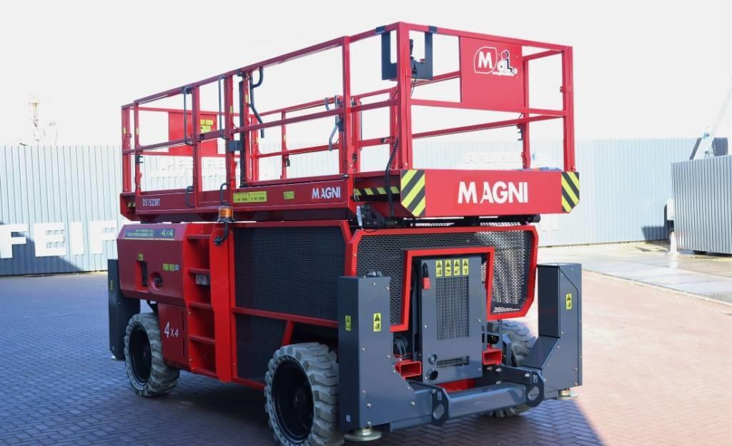 schaarlift Magni DS1523RT New And Available Directly From Stock, Di