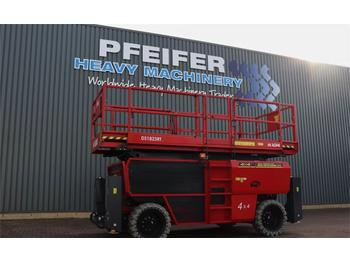Schaarlift Magni DS1823RT New And Available Directly From Stock, Di