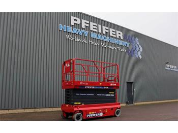 Schaarlift Magni ES1612E Available Directly From Stock, Electric, 1
