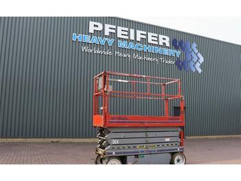 Schaarlift SkyJack SJ3226m Electric, 9.75m Working Height, 227 kg Cap