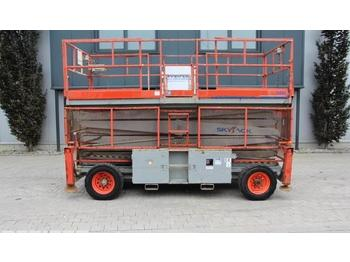 Schaarlift SkyJack SJ9250RT Diesel, 4x4 Drive, 17m Working Height, Ro