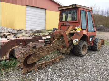 Ditch Witch 4010 DD - sleuvengraver