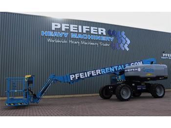Telescoophoogwerker Genie S65XC Valid inspection, *Guarantee! Diesel, 4x4 Dr