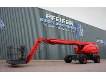 Telescoophoogwerker JLG 660SJ Diesel, 4x4 Drive, 22.3m Working Height, 17.