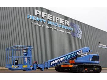 Telescoophoogwerker Nagano S15AUJ Valid inspection, *Guarantee! Diesel, 15 m