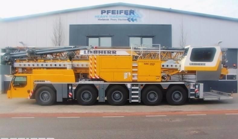 torenkraan Liebherr MK140 Plus