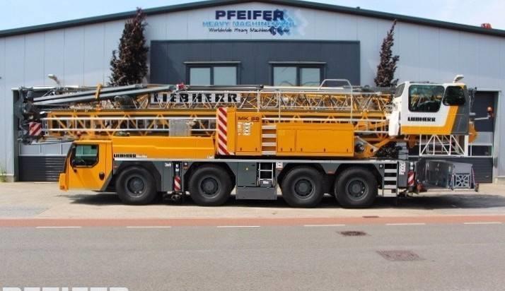torenkraan Liebherr MK88 Plus