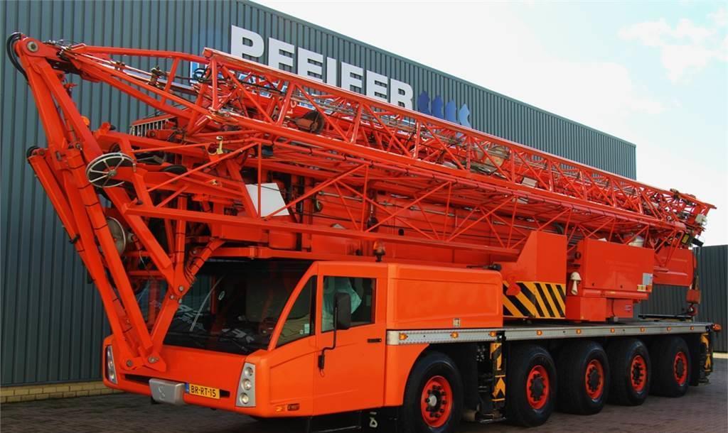 torenkraan Spierings SK599-AT5 Valid Aboma -TCVT Inspection Till 12-202